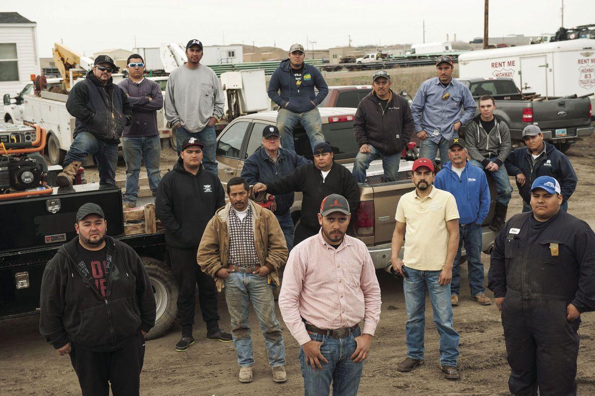 Williston Herald - Oilfield business failure leaves workers unpaid, jobless.jpg
