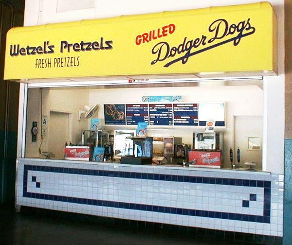 2000 Dodgers Stadium