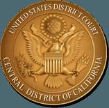 US District Court Badge