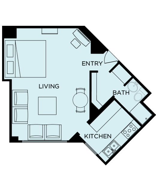Studios For Rent San Francisco: Studio, 1, 2 & 3BR Apartments For Rent