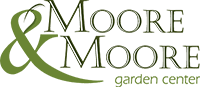 Moore and Moore Garden Center Logo
