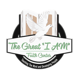 the great i am faith center logo