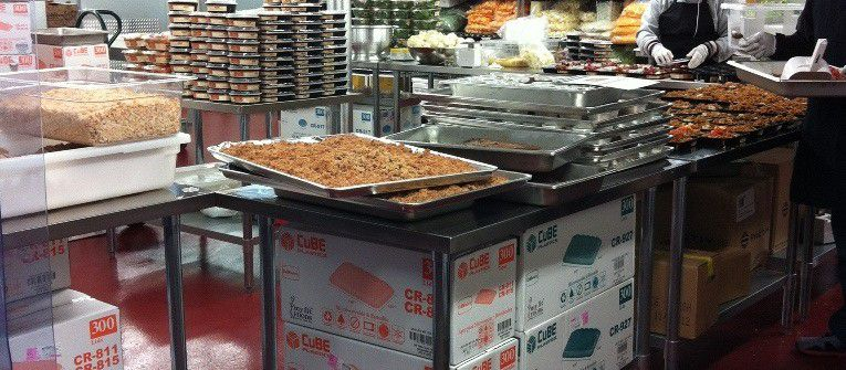 Commercial Kitchen And Food Service Flooring Floors Play A Surprisingly Large Role Within The Food Service Industry They Are Expected To Perform Under