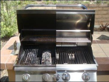 bbq grill cleaning and repair service pricing bbq repair pros. Black Bedroom Furniture Sets. Home Design Ideas