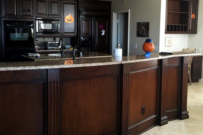 Professional Cabinet Refinishing Contractor Services