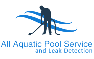 all aquatic pool logo