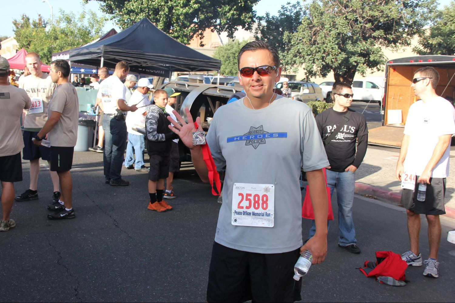 24aa19ba24 Heroes of Stanislaus County - Peace Officer Memorial Run