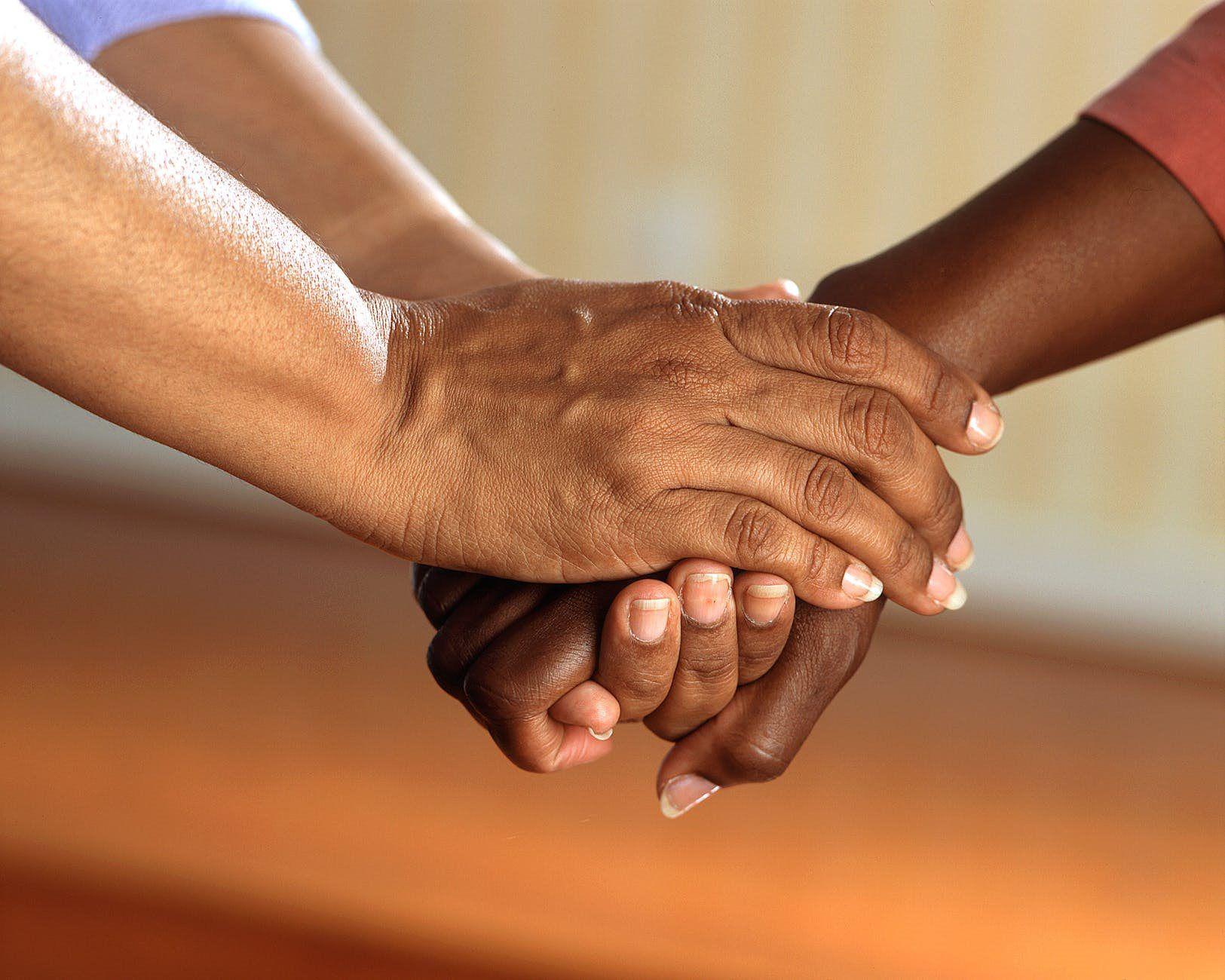 Comfort hands