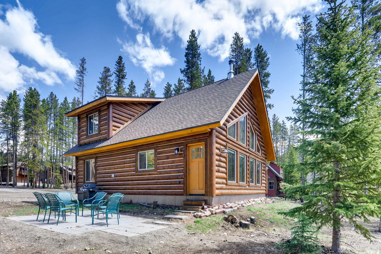 Gallery Mountain Log Homes Of Colorado Inc