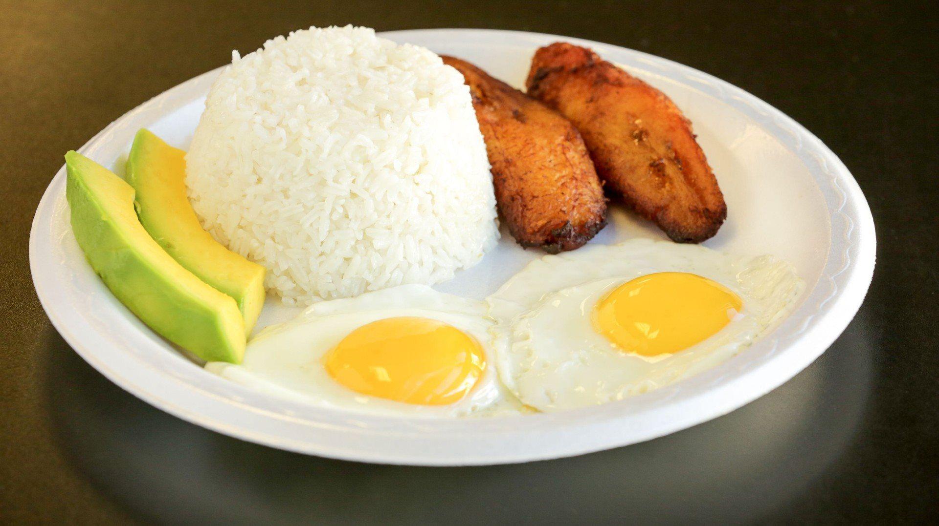 Mi Apá Latin Cafe