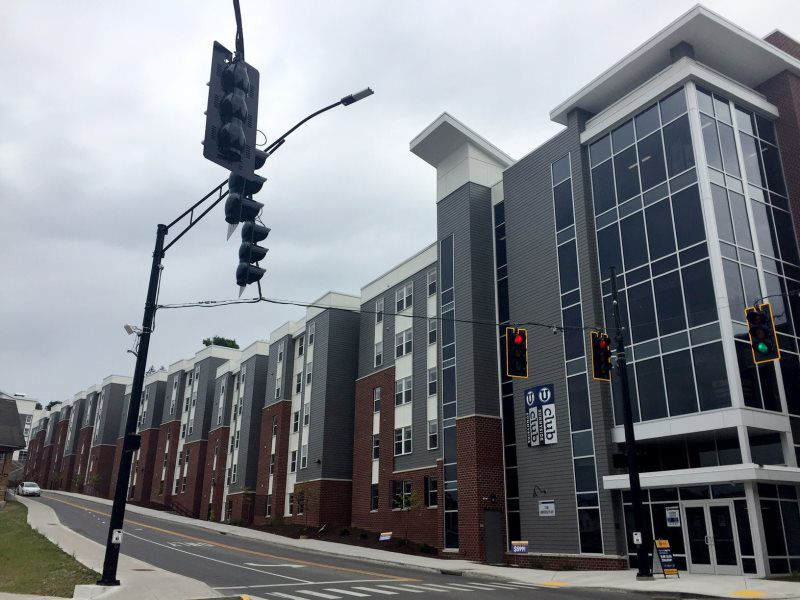 Morgantown Construction Projects - March-Westin Company, Inc