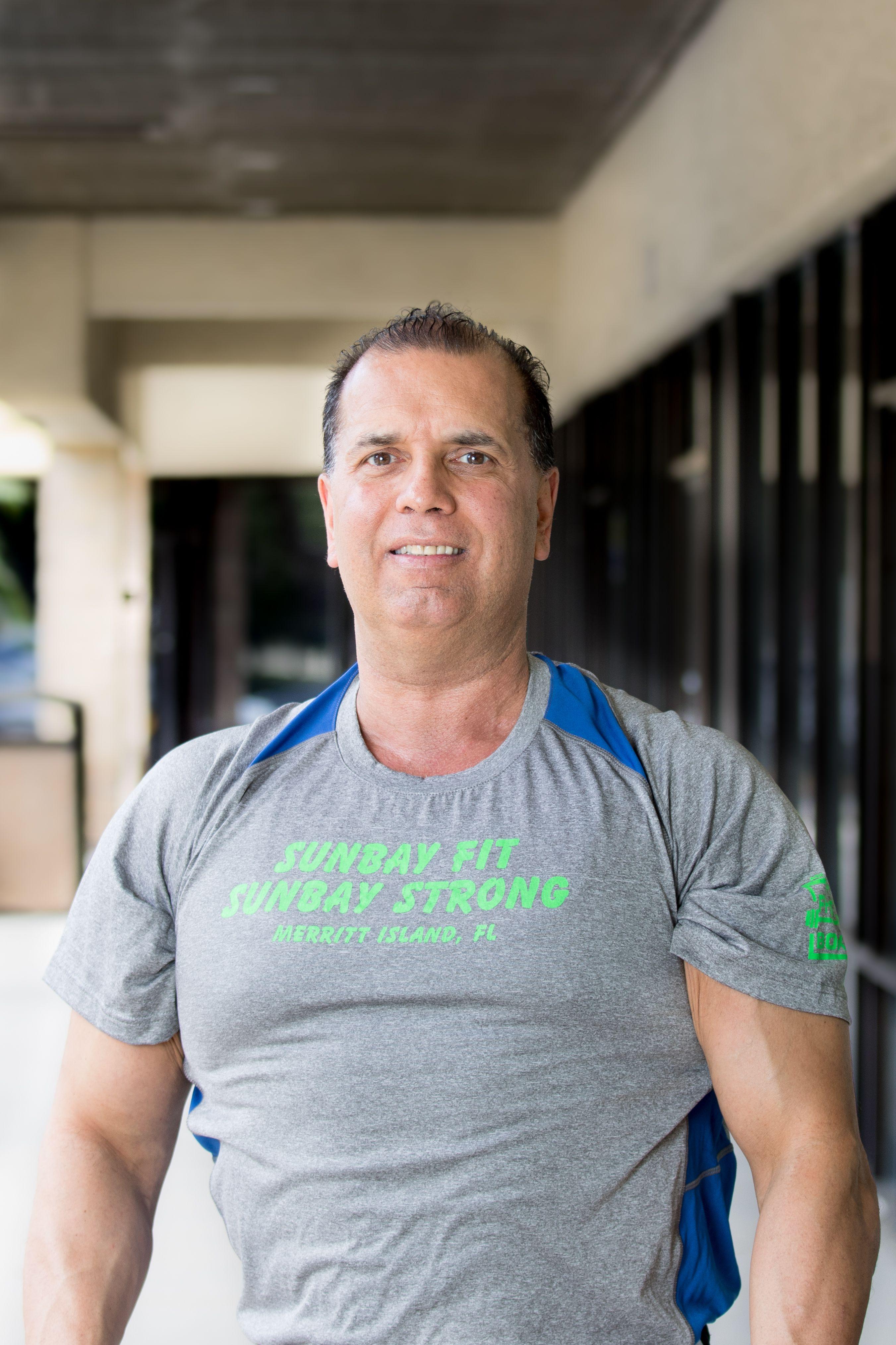 Trainers Sunbay Fitness