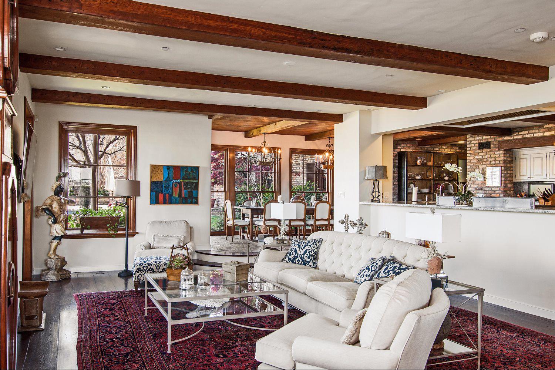 Balboa Island Residence Great Room