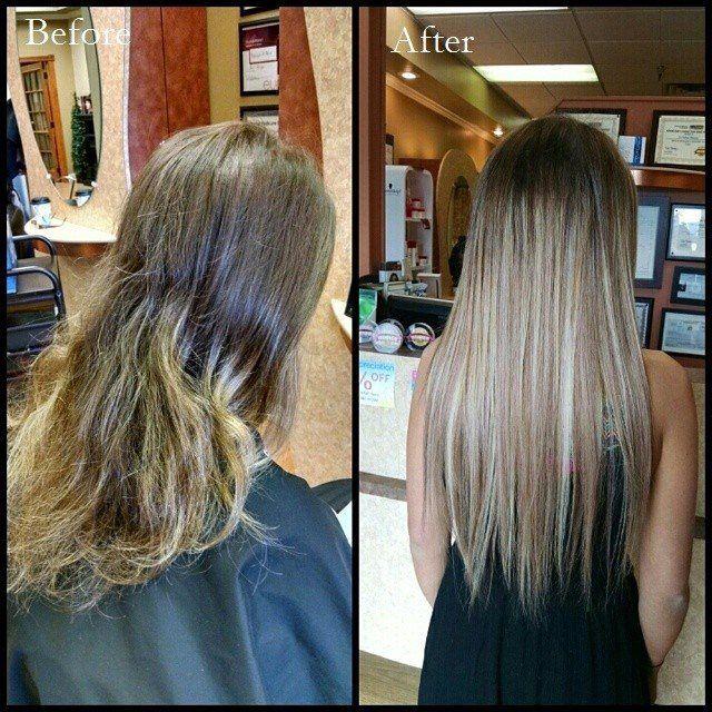 Hair Extension La Salon Bianca Rochester Ny
