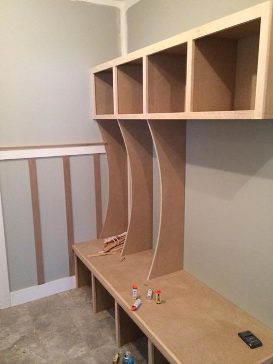 The Best Solution For Cabinetry In Your Home Is Custom Built Cabinetry. We  Have Our Own Cabinet Shop Run By Our In House Skilled Carpenters Where We  Build ...