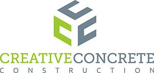 Creative Concrete Construction logo