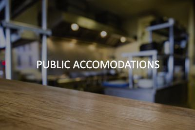 Public Accomodations