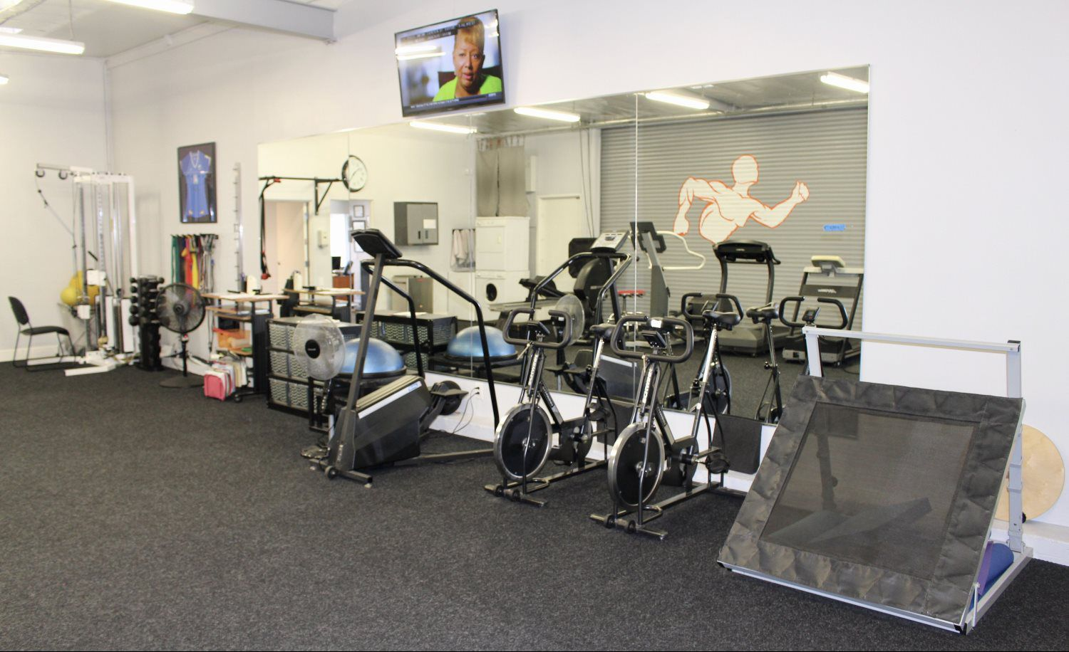 Physical therapy and rehabilitation center facility in redondo beach
