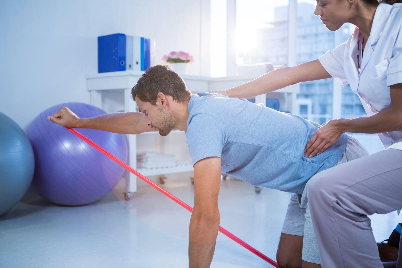 Physical therapy and rehabilitation program in redondo beach california