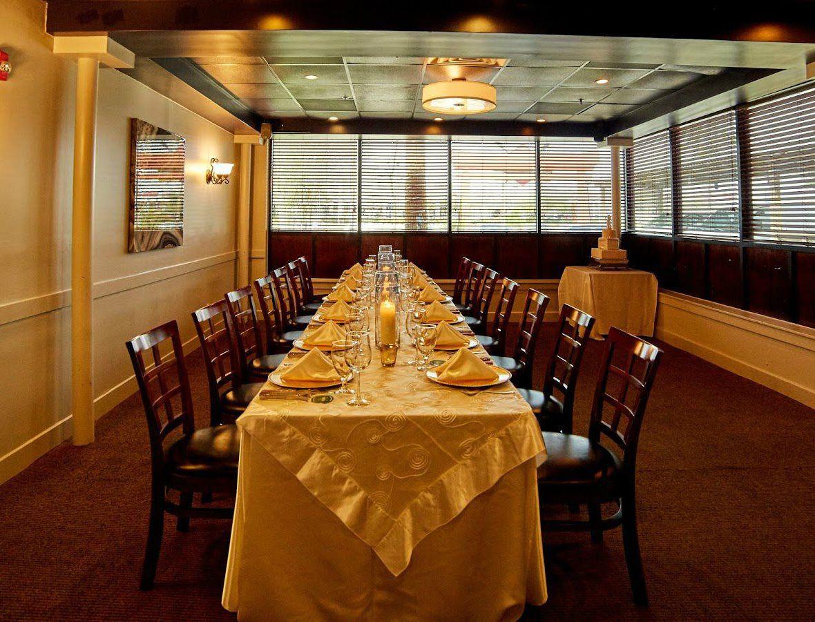 Romantic Restaurant Banquet Room Near Clear Lake Tx