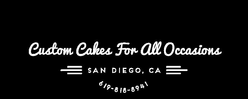 Best Birthday Cakes North County San Diego