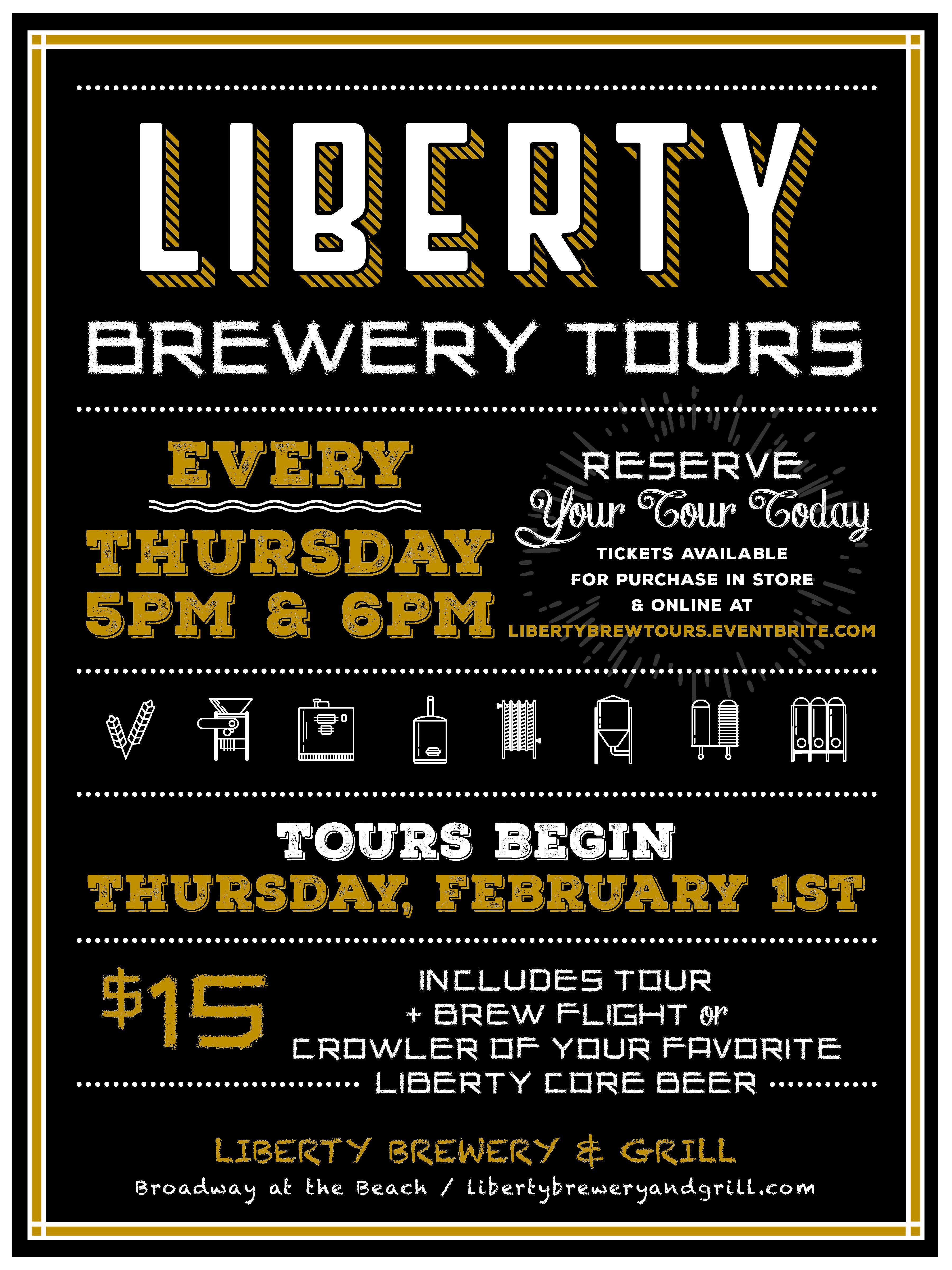 (300) Liberty Brewery MB Brewery Tours PosterB.jpg
