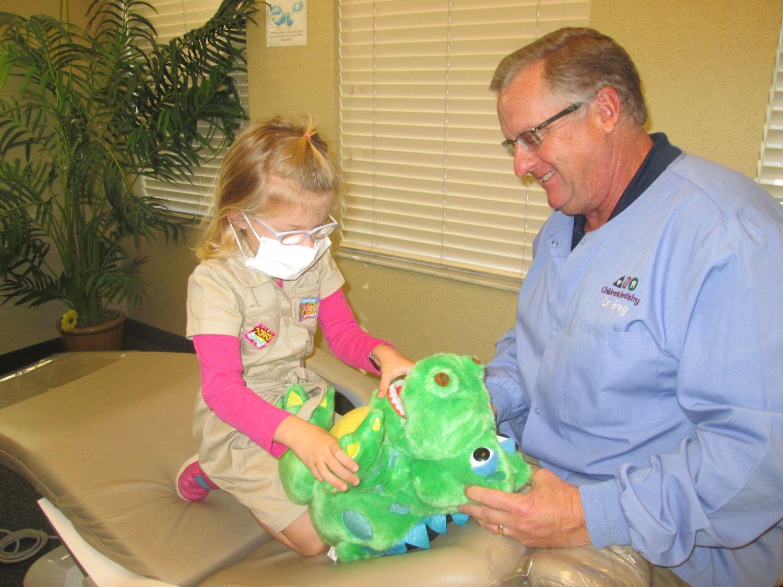 Child dentist