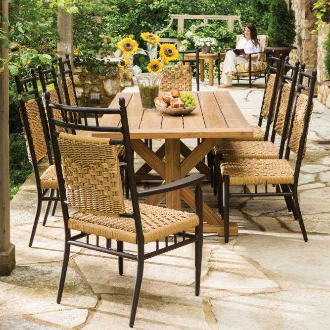 Outstanding Patio Furniture Showroom Outdoor Seating Dining At Factory Interior Design Ideas Gentotryabchikinfo