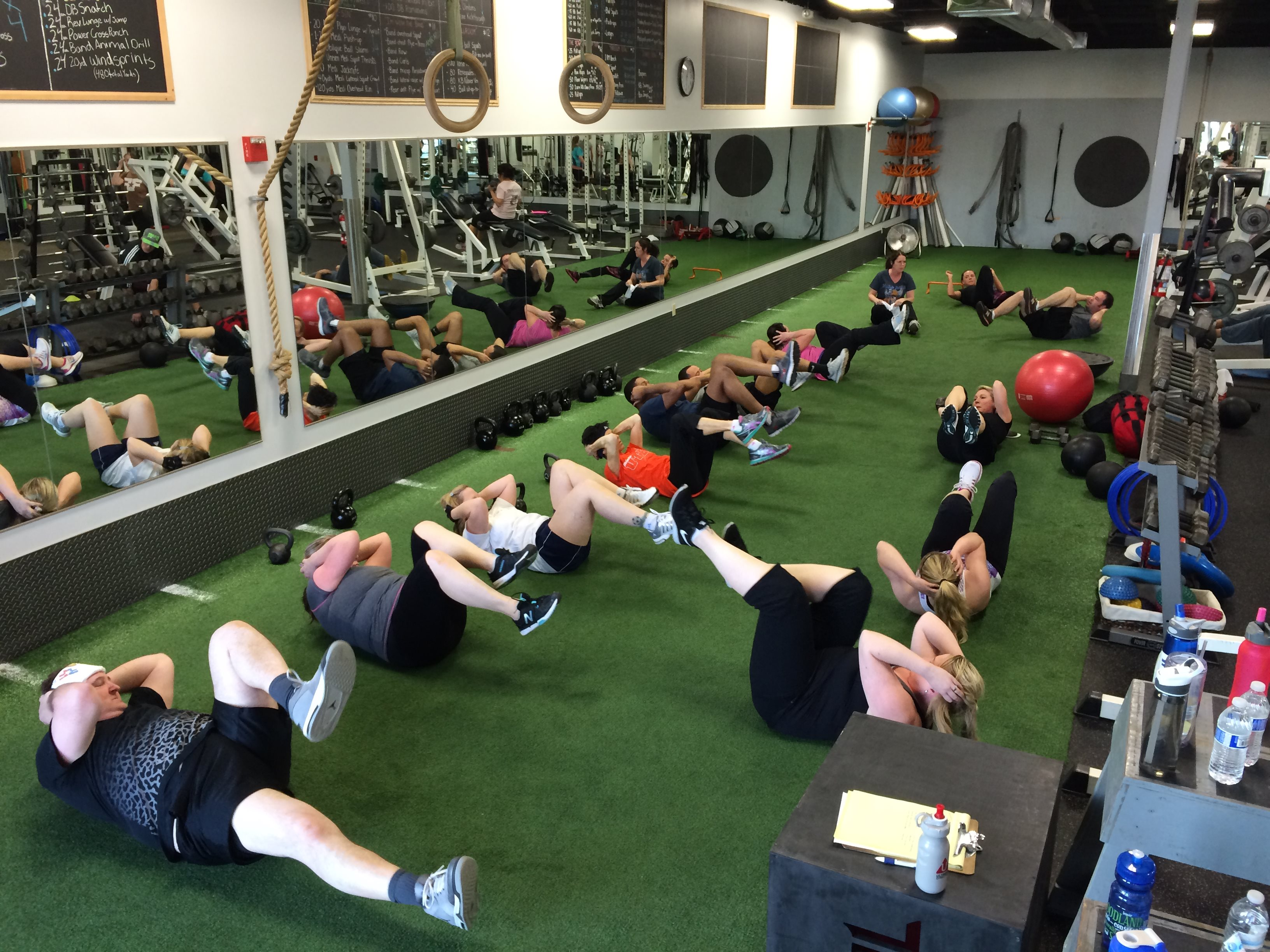 Boot Camp - Freedom Fitness Gym - Boot Camp