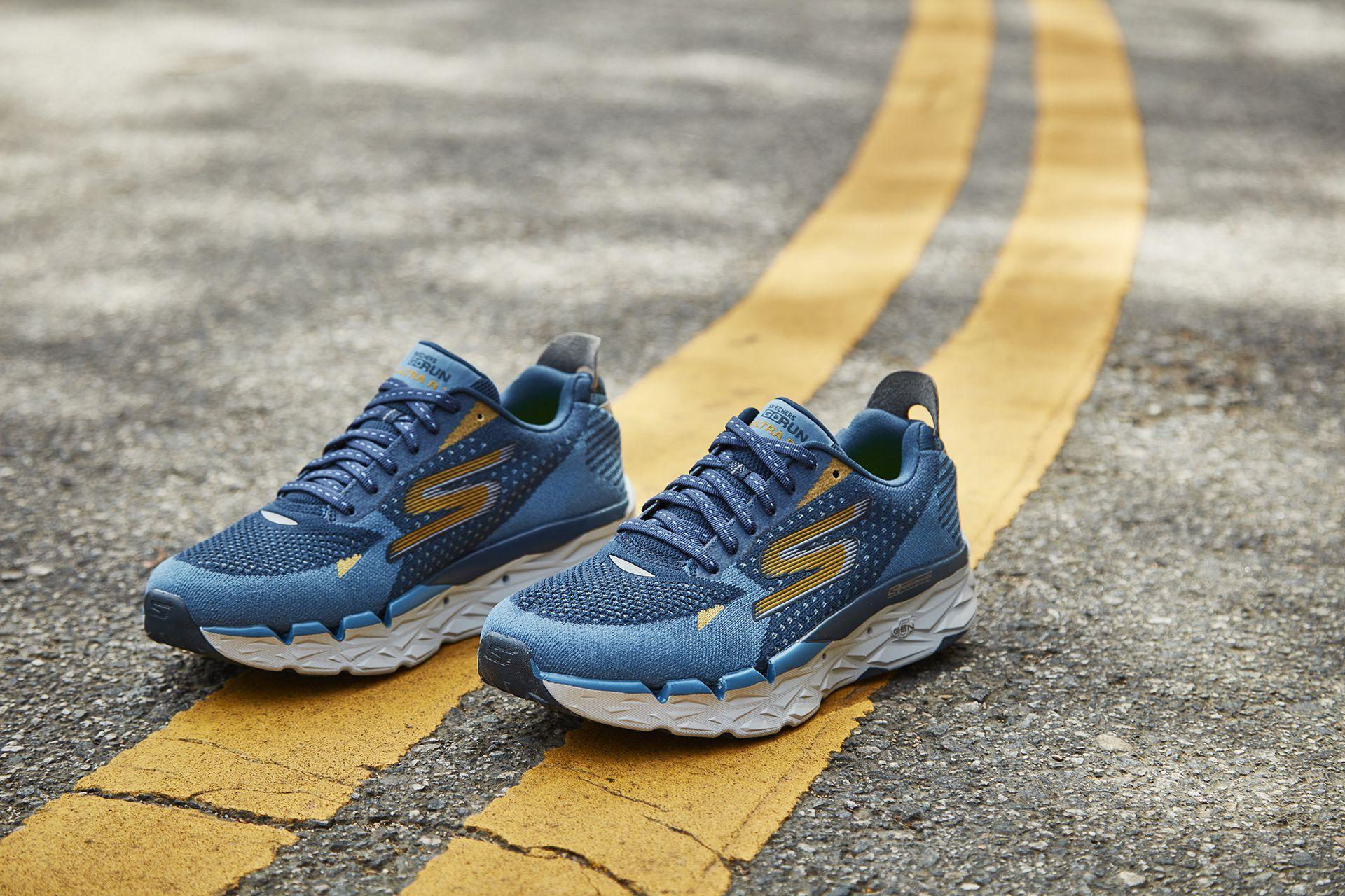 Shop skechers go run ultra running shoes   56% OFF! e6ca49e4f9