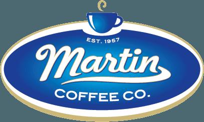 martin coffee company logo