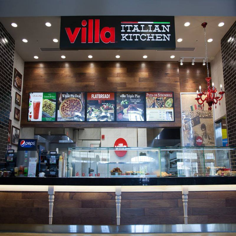 Home Villa Italian Kitchen