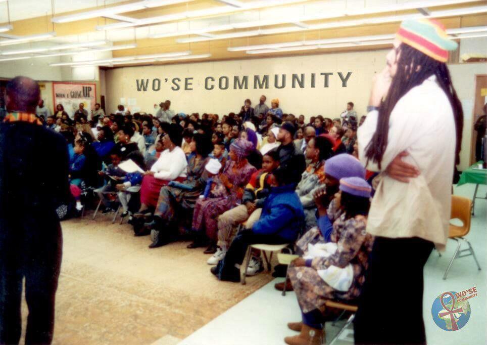 WO'SE African Community
