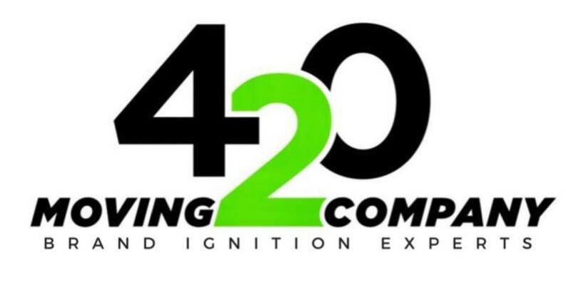 420 Moving Company Logo