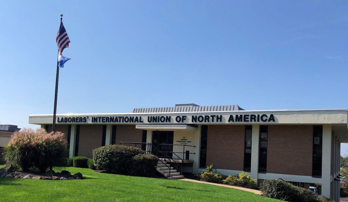 Laborers' International Union of North America, AFL-CIO