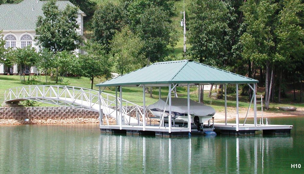 Services - Big Water Docks, LLC - Honesty  Commitment  Quality