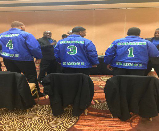 Fraternity Brotherhood