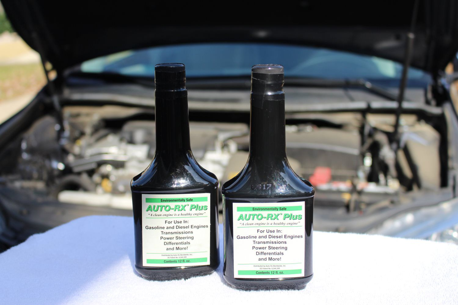 Engine Sludge Remover - Auto-Rx Plus