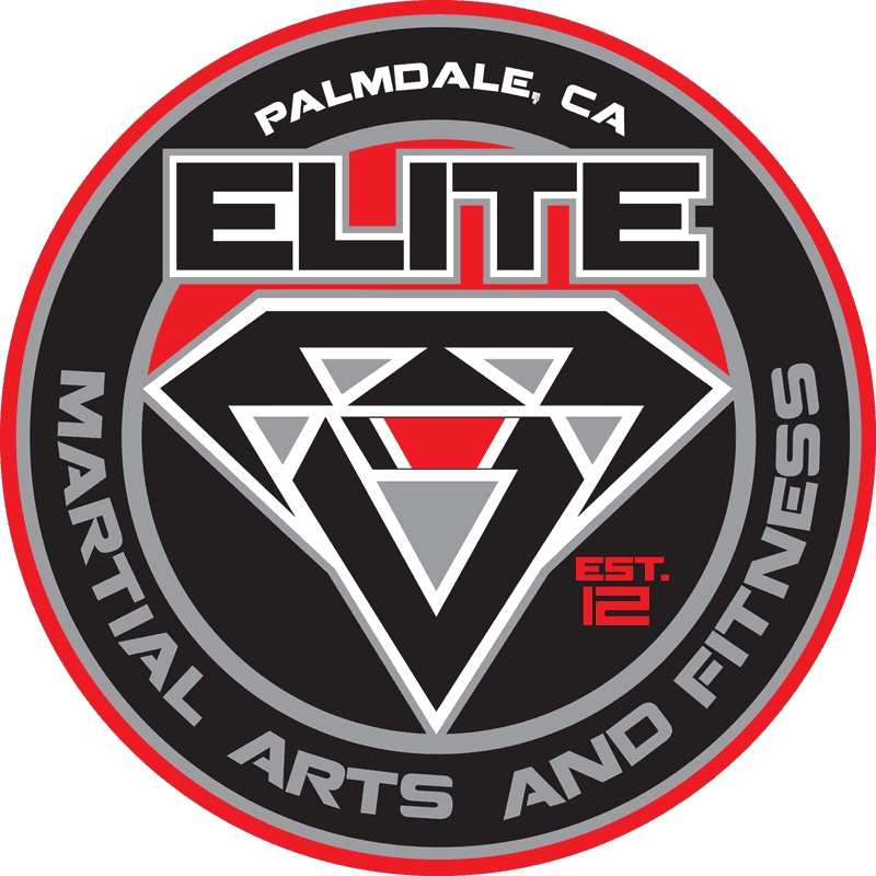 Elite Martial Arts & Fitness Logo