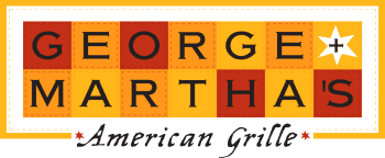 george and martha's brand logo