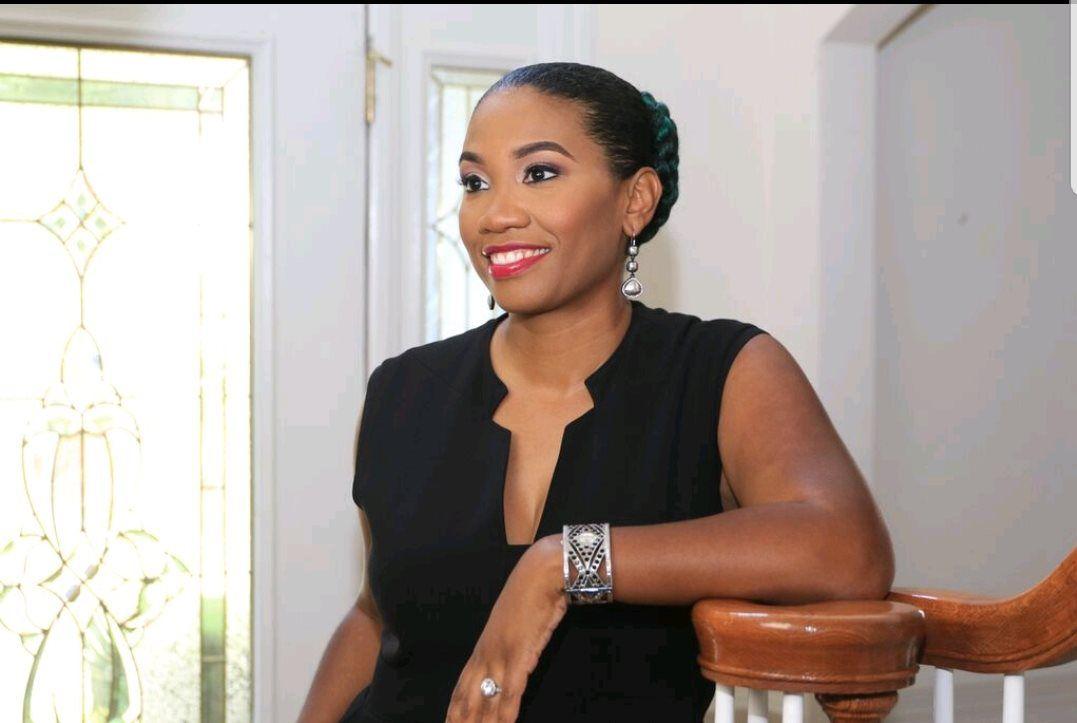 Sarita Pitman the Lady wealth builder