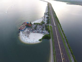 Whiskey Joe's Aerial View