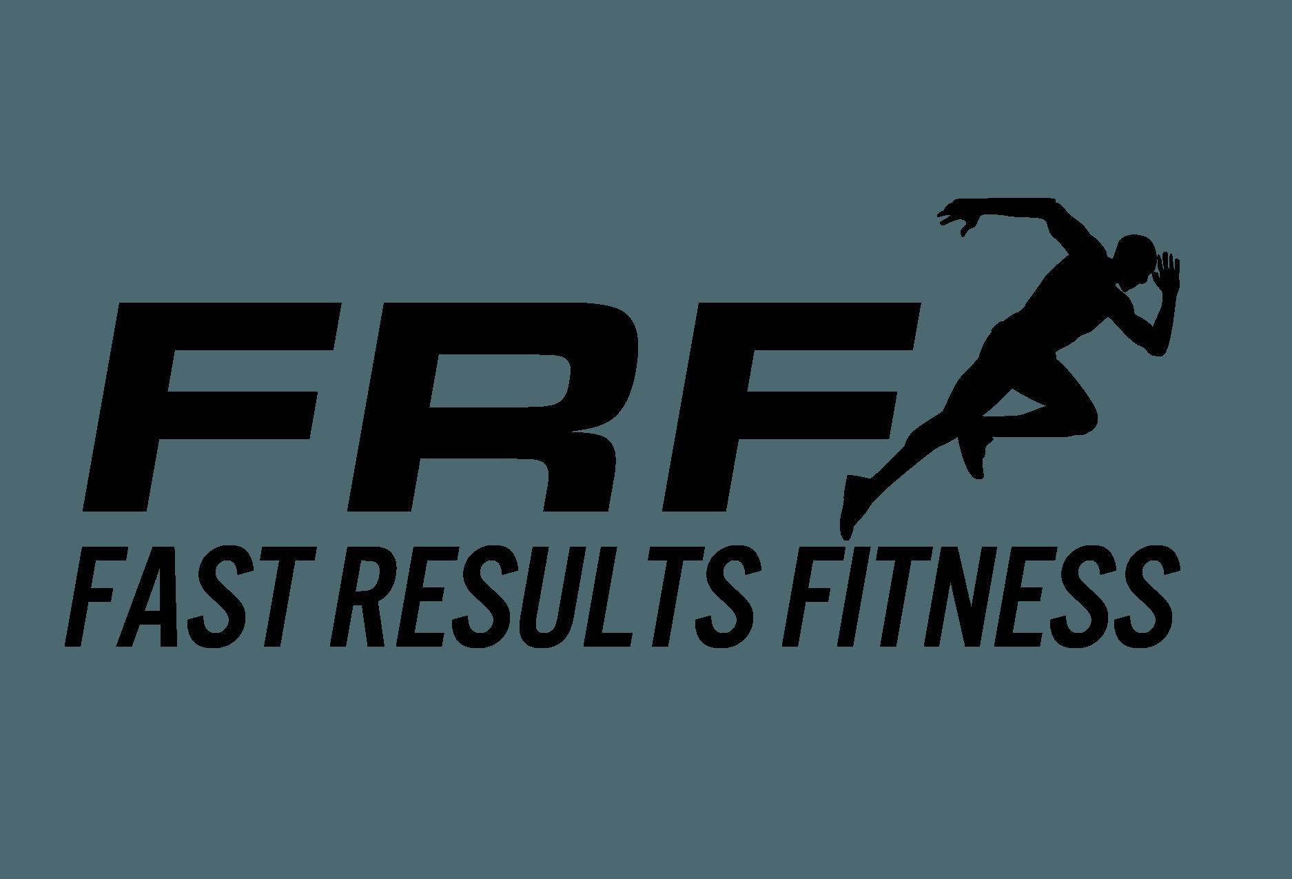 FRF Black Logo