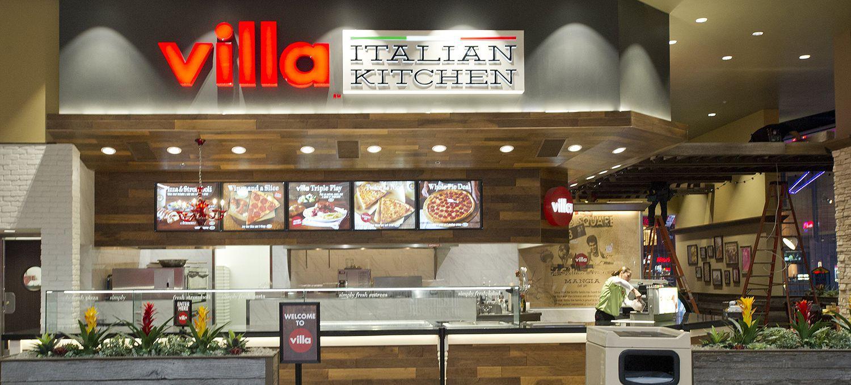 asterisk indicates a required field - Villa Italian Kitchen