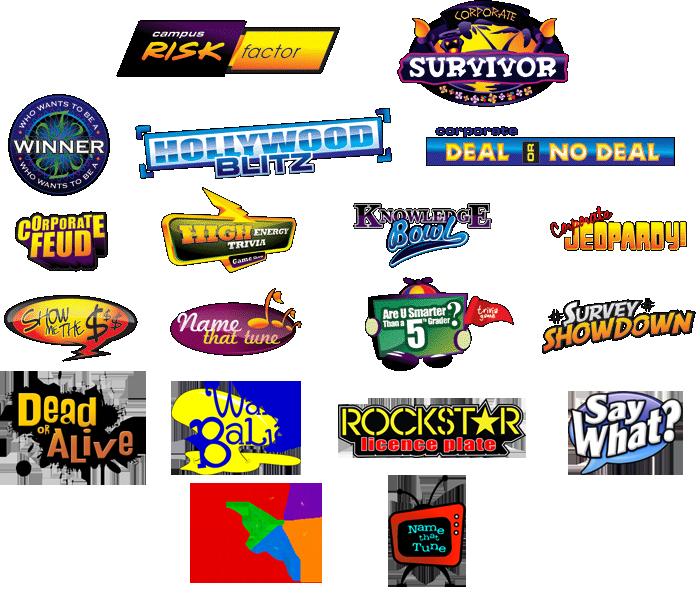 logos game shows