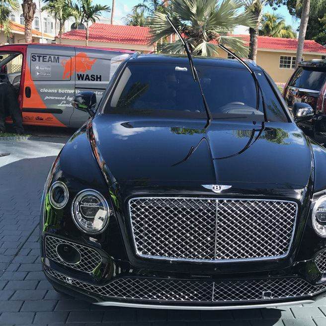 Miami Total Steam Auto Detailing And Car Wash