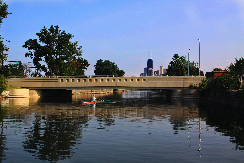 Fullterton Ave. Bridge - Chicago, IL