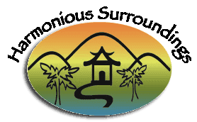 harmonious surroundings logo