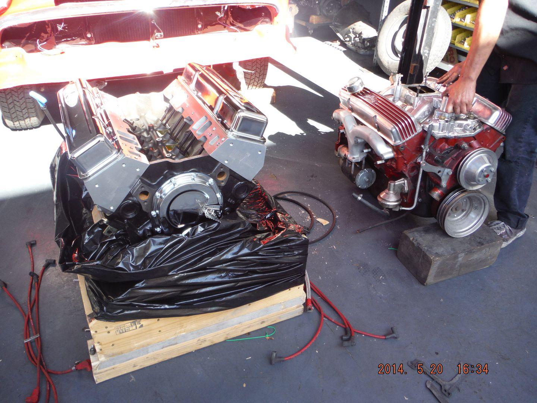Photo Gallery So Cals Premier Classic Car Restoration And Custom Shop 1961 Cadillac Distributor Wiring