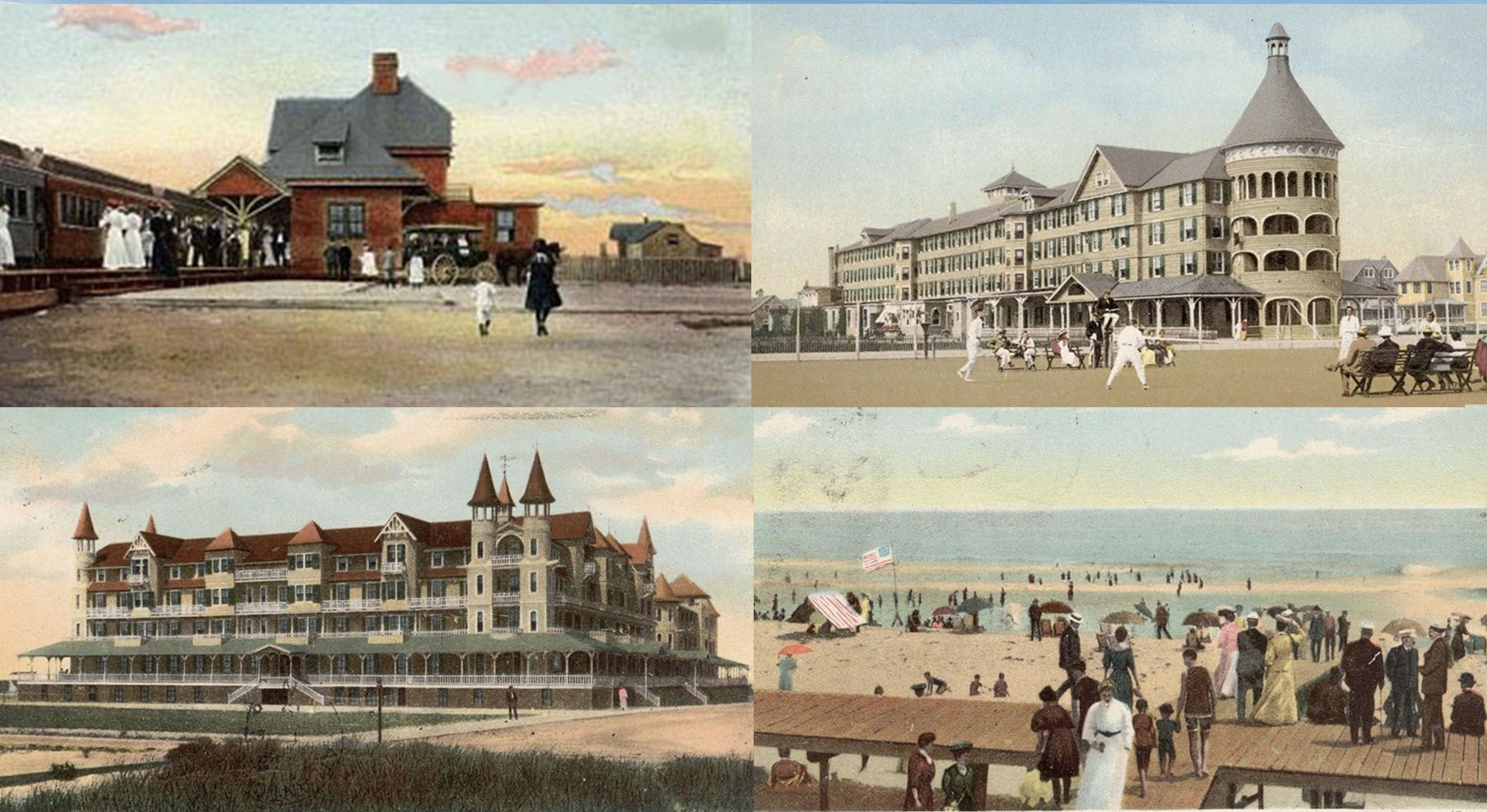 History Of Beach Haven